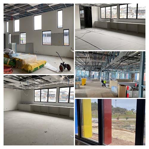 Our high school buildings, June 2021
